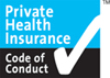Private health insurance code of conduct